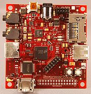 Thumbnail image for OMAP3530 Single Board Computer – Beagle Board